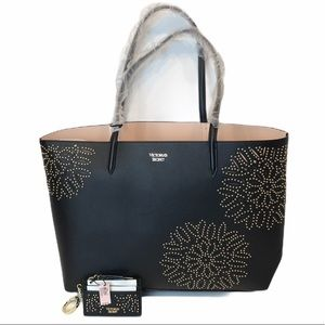 VS Laser Cut Everything Tote & Card Case